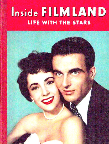 Inside Filmland Life With The Stars Hollywood circa 1951