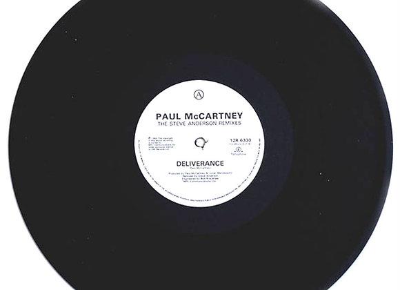 "Paul McCartney Deliverance 12"" Single 1992"