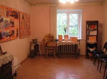 Экспозиционный зал, рассказывающий о сказительнице Е.В.Волковой