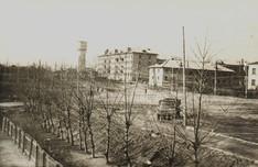 Площадь Советская. Начало 1960-х гг.