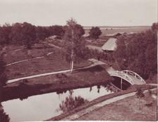 Мост через речку Березка.