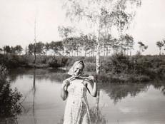 Мутный пруд. 1950-е годы.