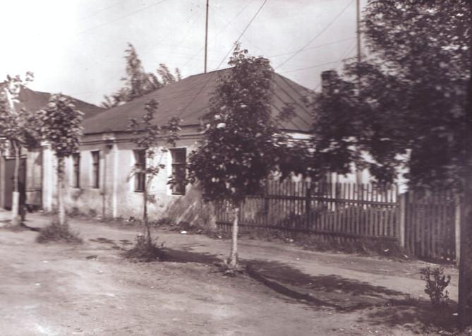 Бывшая лавка Данилова.
