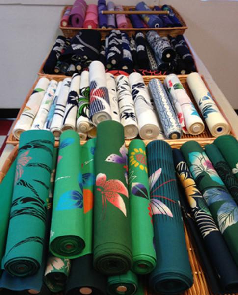 Yukata Fabrics 2