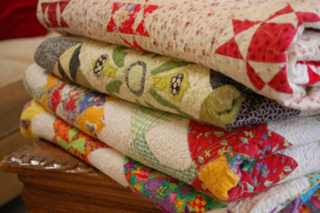 Pati's quilts