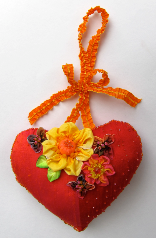 A heartfelt memento for a valentine.