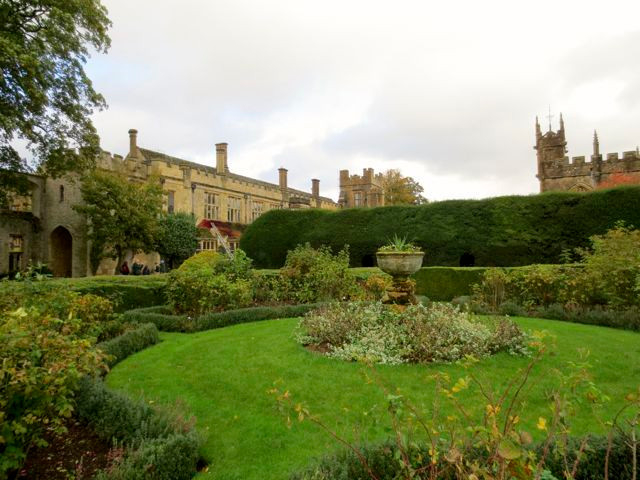 Sudeley Castle . . . just to whet your appetite for Friday's post