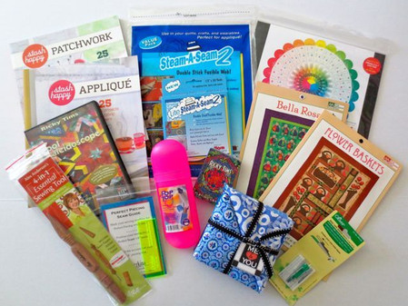 Attention Quilters: Winner Takes All in BIG Mid-Year Giveaway!