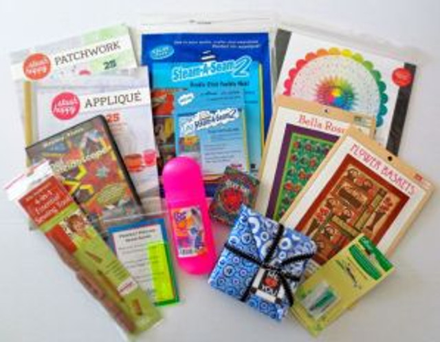 One lucky reader will receive all of the items in this super giveaway!