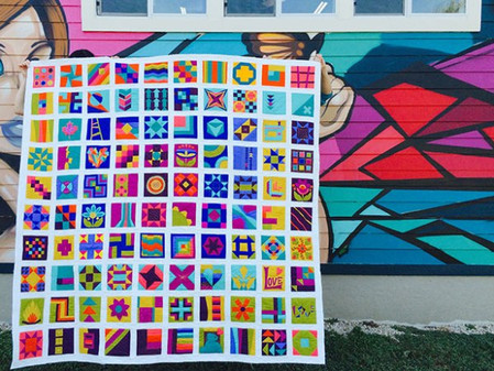 Our Top 10 Tips for Quilt Designs with Solid Fabrics