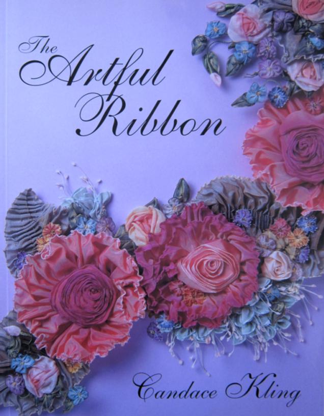 Book-J:  The Artful Ribbon by Candace Kling
