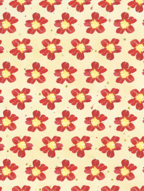 Fabric-J: Nature's Glory Peg Conley Clothworks