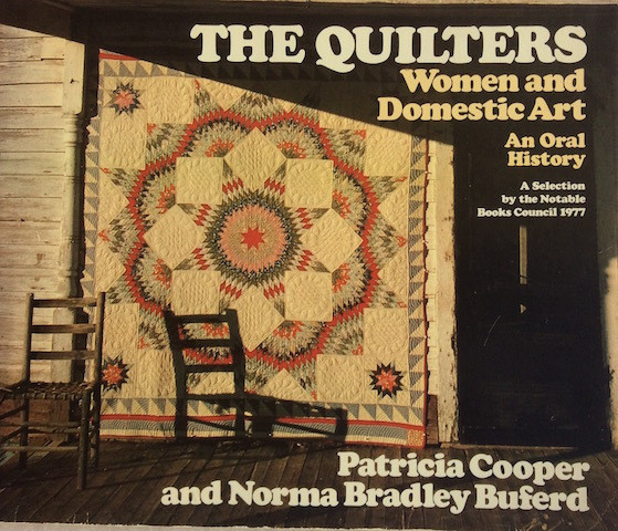The first quilt book I ever purchased. Still offers me wonderful inspiration.
