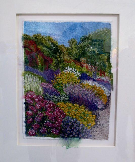 Flower Garden by Kathleen Matthews