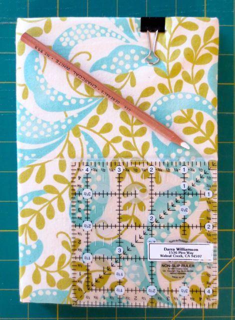 December 20_marking cover for ribbon
