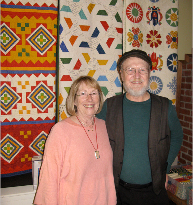 Sandy and Stan Klop of American Jane