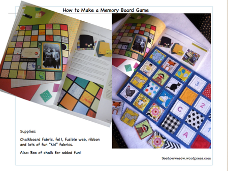 Memory Board Game, A How-To-Make Tutorial