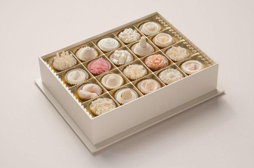 Inspiration-J:  Candace Kling box of confections