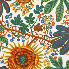 Joseph Frank Textile Aralia