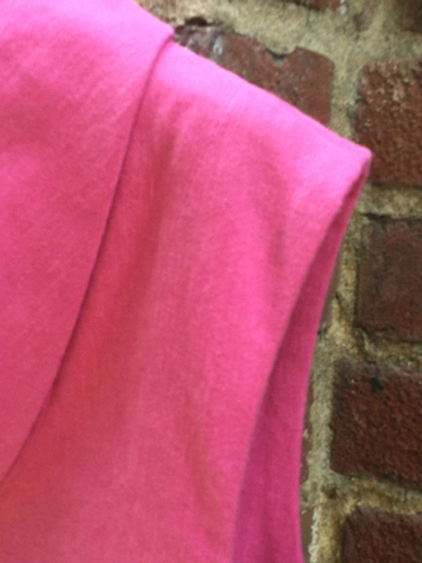 tunic close up