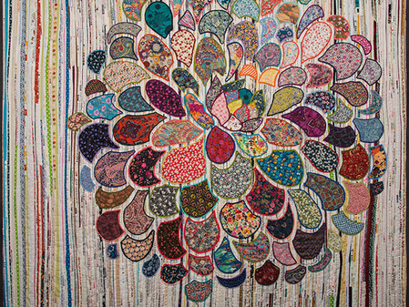 A Look Back at a Year of Quilts