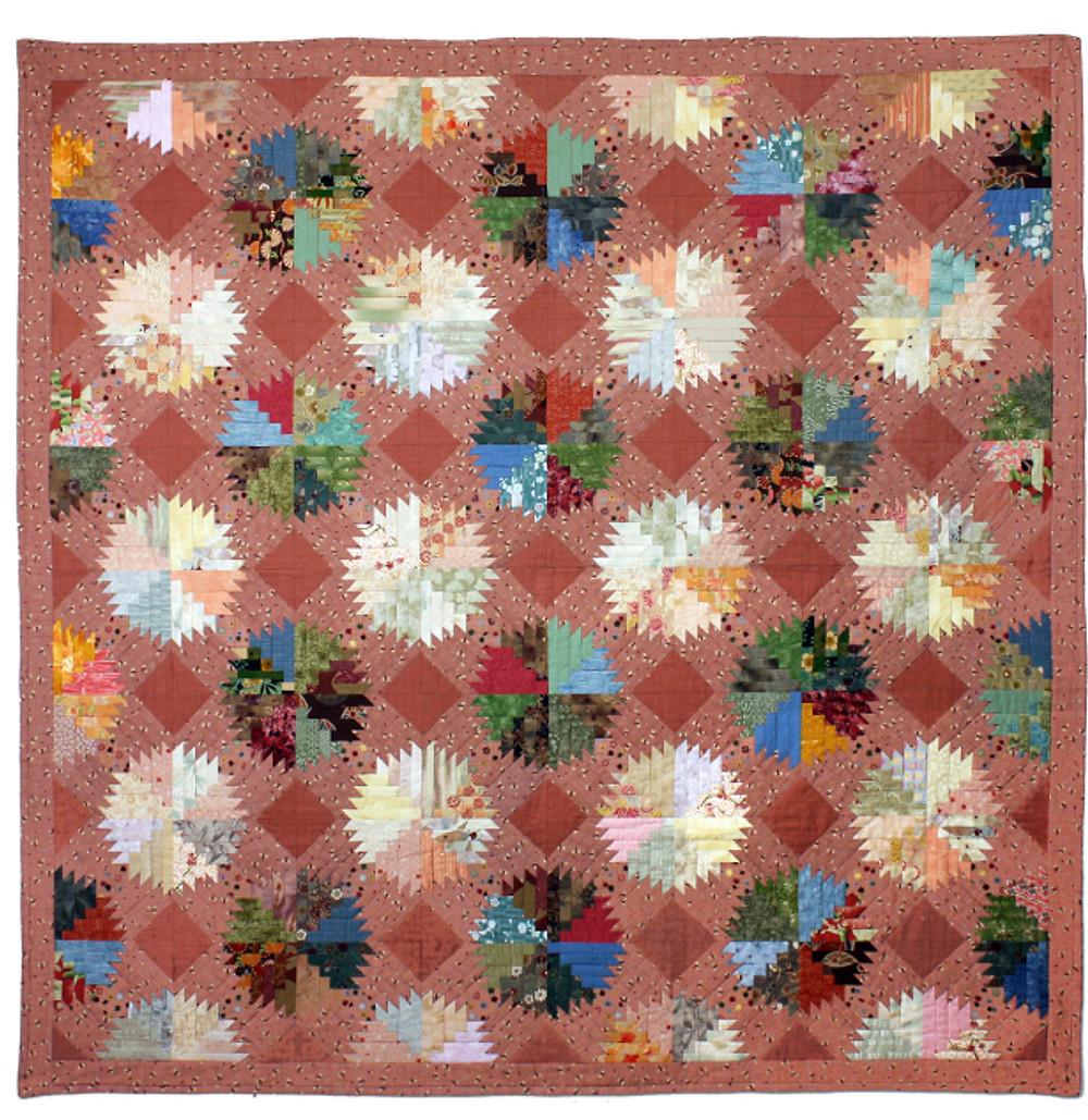 Pinneapple Quilt (2007) by Tara Faughnan