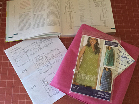 A Few Tips for Novice Garment Sewing
