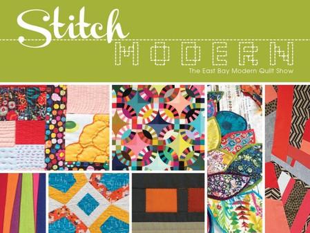 Stitch Modern 2016 – My Favorite Time of Year!