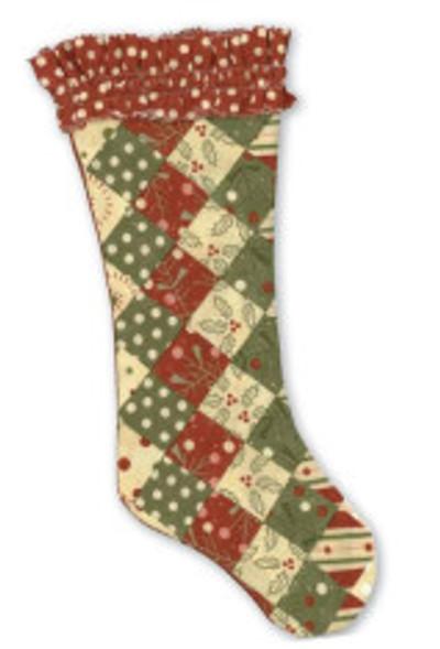 Moda Secret Santa Stocking