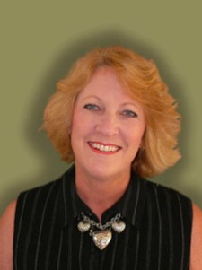 Our guest poster, Sue Rasmussen