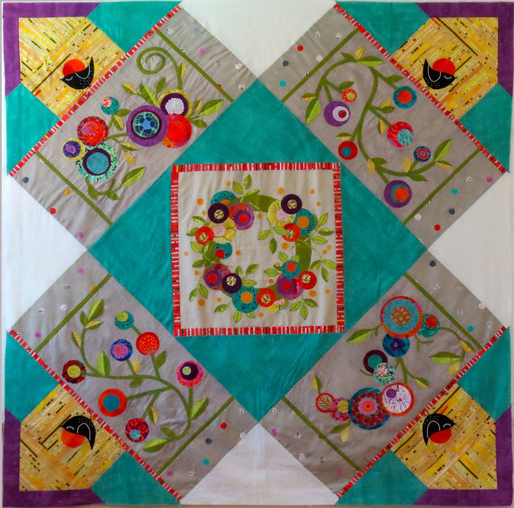 See How We Sew Quilt-Along