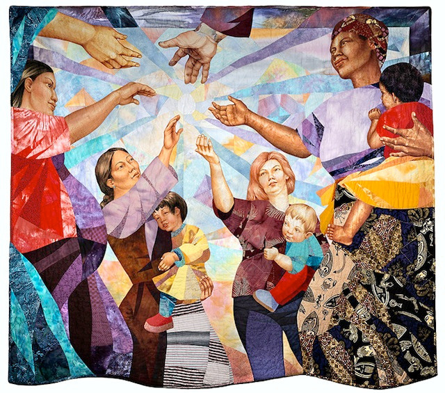 Dancing Peace by Lura Schwarz Smith