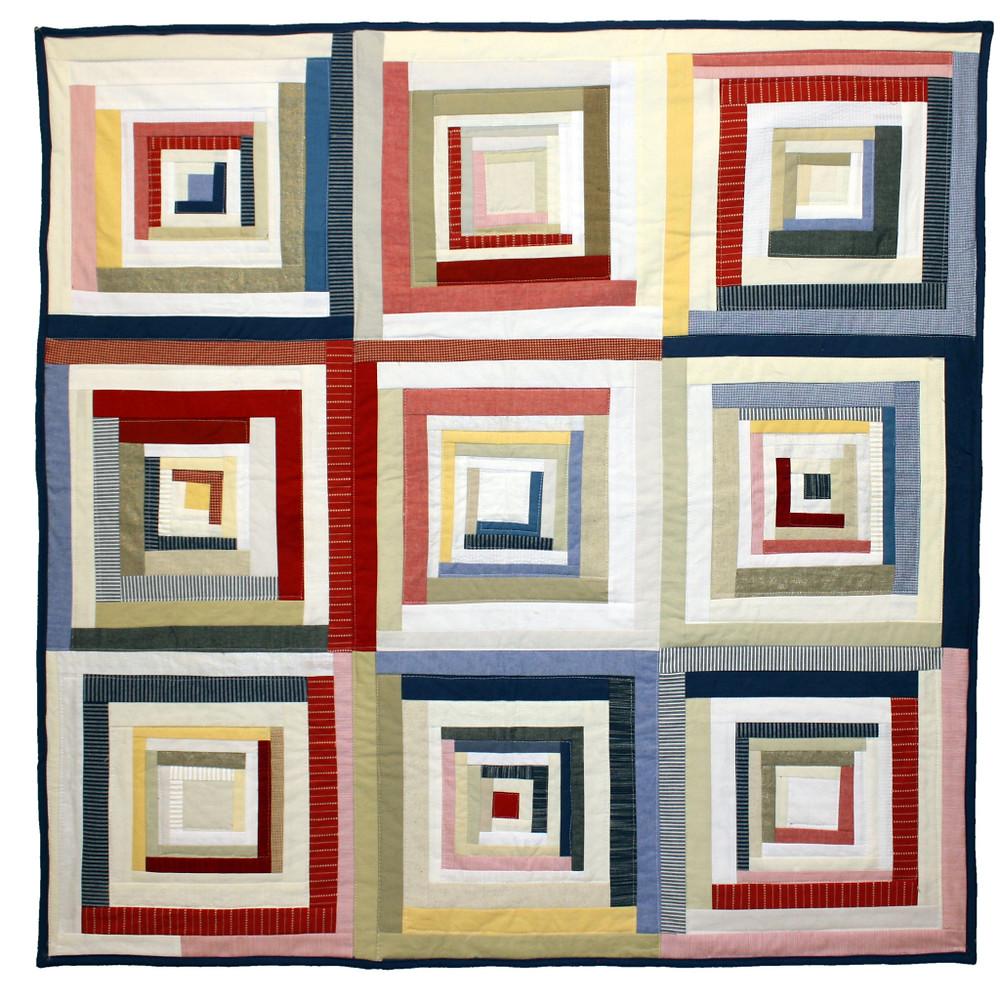 Rhett's Quilt by Tara Faughnan