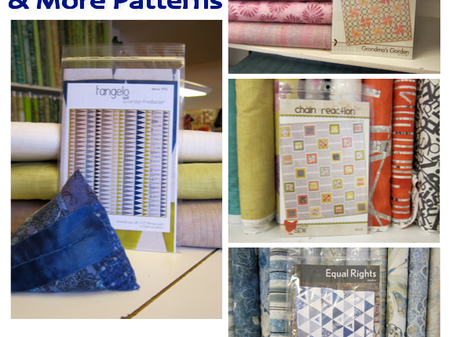 Quilt Pattern Writing 101:  Hints from a Semi-Pro With Knowledgeable Friends + Giveaway Today!