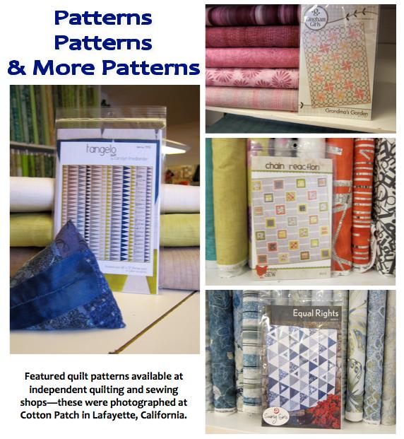 Pattern-J:  Pattern collage
