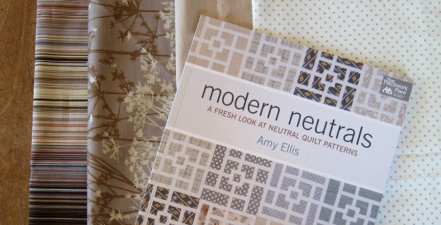 Book-J:  Modern Neutrals by Amy Ellis