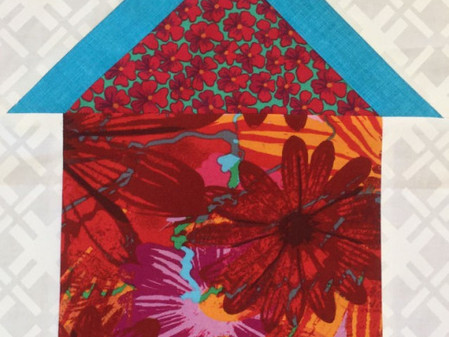 Sneak a Peek at a New Birdhouse Quilt from Laura and Pati's Sew Day