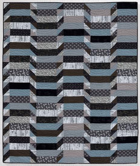 Quilt-J:  Amy Ellis's Waves
