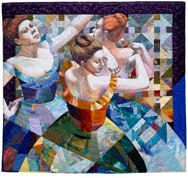 Seams A Lot Like Degas by Lura Schwarz Smith