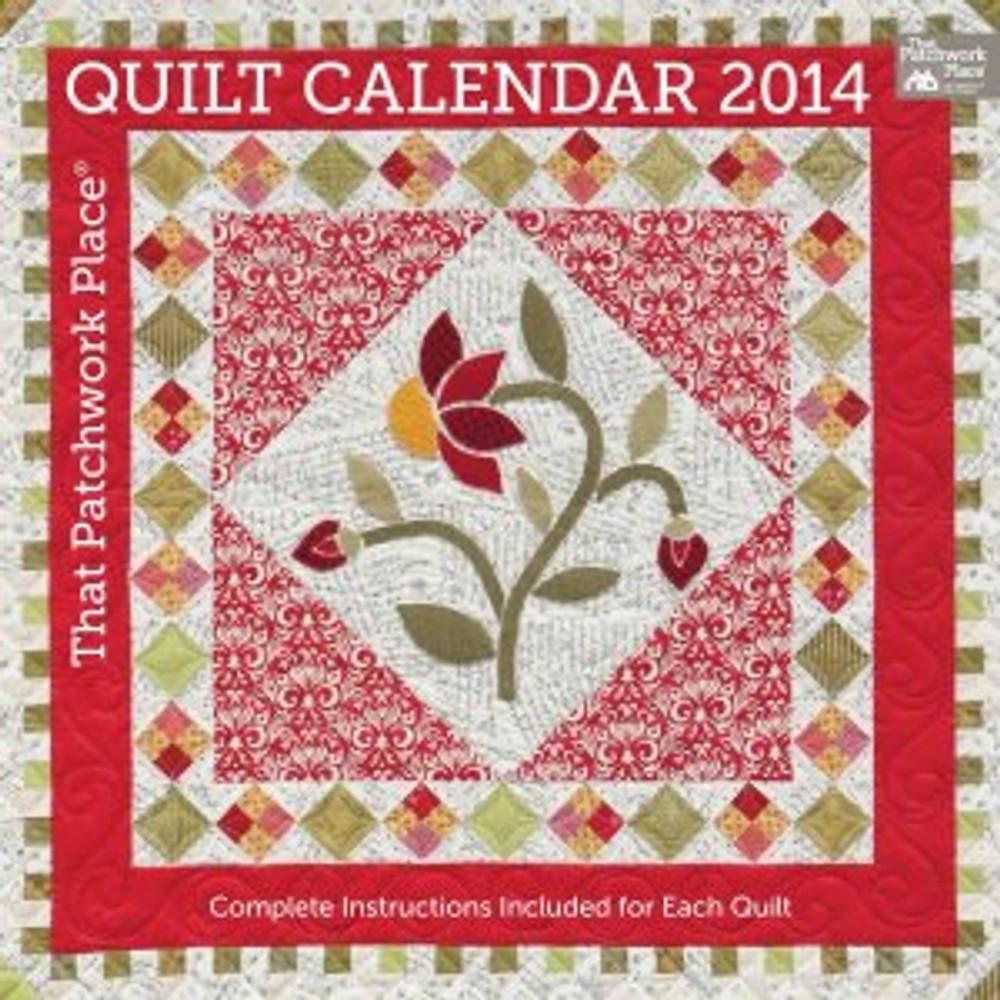 That Patchwork Place Quilt Calendar 2014_2