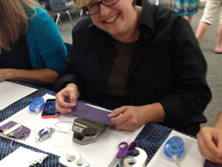 """Lisa Fulmer – Crafter Extraordinaire & Author of """"Craft Your Stash"""""""