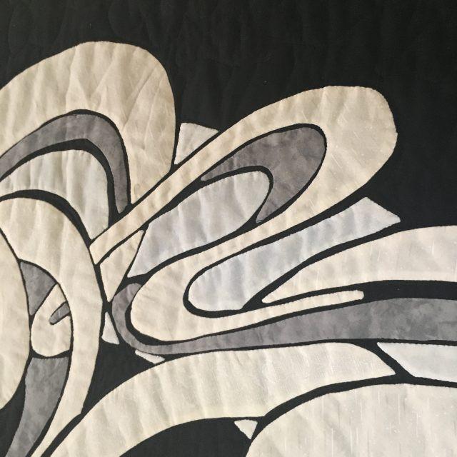 Air by Margarita Wilcox, Machine Quilted by Shari Bahr