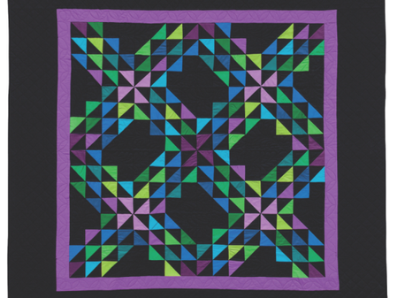 The Signs are Out There: Amish Quilts Redux + A Book Giveaway!