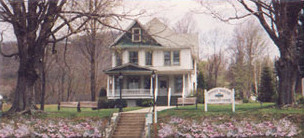 The Jones House Community and Cultural Center, Boone, NC; photo courtesy The Jones House