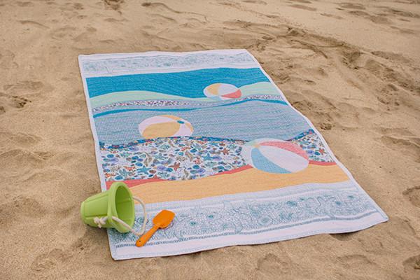 Beach Ball Quilt