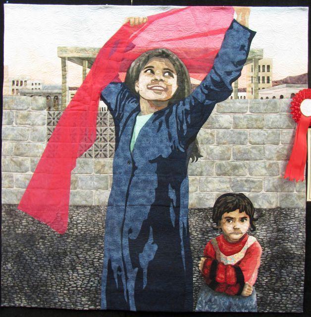 I Am Najood, and I Am Free by Gillian Shearer