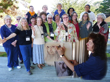 Taking a Quilt Class: Paying Attention, Letting Go and a Giveaway