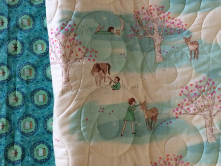 Don't You Just Love it When Quilt Blocks Fit Together?