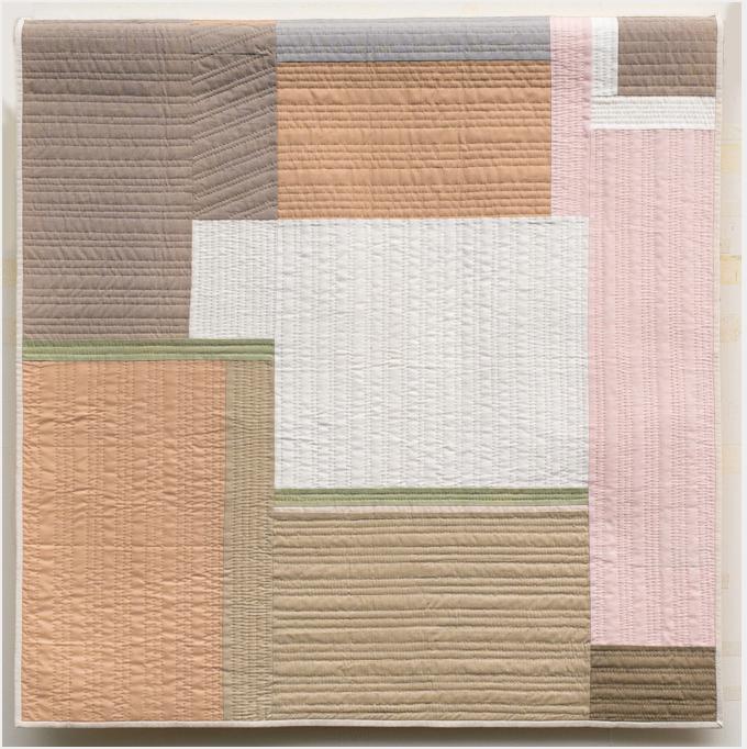 Quilt-J:  Gwen Marston Quilt Featured in Minimal Quiltmaking