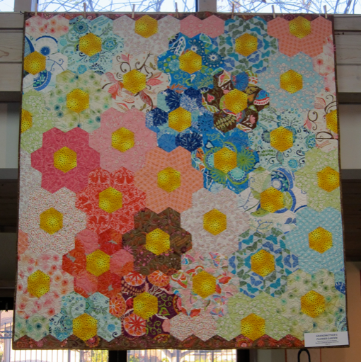 I'm predicting this will be one of the fave quilt projects from the new Q!Q!!Q!!!